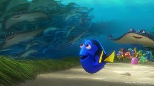 Finding Nemo Light Fish The Tech Of Pixar Part 2 Finding Dory Making Waves Fxguide