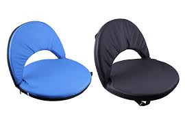 19 99 for padded folding beach chair available in blue or black
