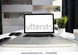 next office desk. Office Desk Next To A Window With Laptop And Tablet Pc Smart Phone