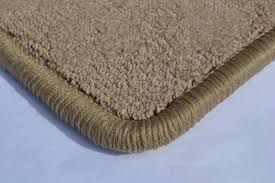 carpet serging is a nylon yarn that is wrapped around the edge of your area rug it is often seen on oriental rugs and other high end area rugs