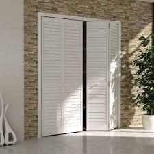 bifold closet doors for sale. Bi-fold Closet Door, Louver Plantation White (36x80) -  Storage And Organization Systems Amazon.com Bifold Closet Doors For Sale