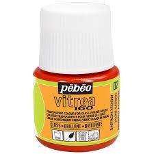Pebeo Vitrea 160 Color Chart Pebeo Vitrea 160 Glass Paint 25 Colours