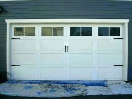 new garage door cost how much does it cost to install garage door new garage door