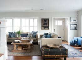 family living room ideas small. beach house tour of a prefab beachy home with coastal style slipcover living room family ideas small d
