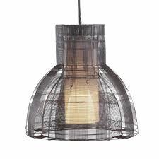 <b>Contemporary Wire Pendant</b> Light | Pfeifer Studio