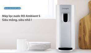 Máy lọc nước Chungho RO Ambient S siêu nhỏ chính hãng, giá tốt nhất 2020