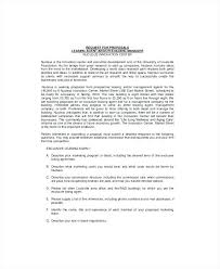 Business Lease Proposal Template Letter Of Intent Sample For Lease ...