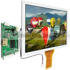 "<b>8</b>"" inch <b>800x600</b> TFT <b>LCD Display</b> w/HDMI Driver Board for ..."