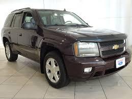 2008 Used Chevrolet Trailblazer 4WD 4dr LT w/2LT at Fairway Ford ...