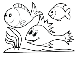 New Easy Coloring Pages For Preschoolers And Drawings For Children