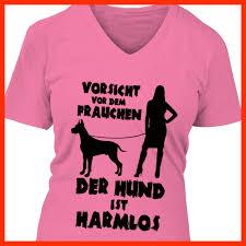 Vorsicht Vor Dem Frauchen Der Hund Ist Harmlos Dt Dogge Cooles