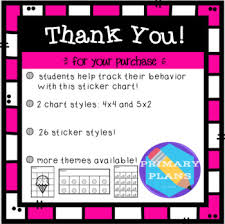 Lol Sticker Chart Behavior Sticker Charts Sweets Theme