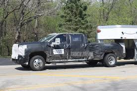 2020 Chevy 3500 Towing Capacity Chart Spied 2020 Chevrolet Silverado 3500hd Towing And Interior