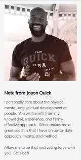 Jason Quick Fitness - Home | Facebook