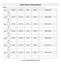 11 Best Medical Forms Images Medical Emergency Binder