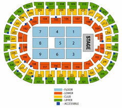 Chesapeake Energy Arena Seating Chart Pbr Chesapeake Energy Arena Ready To Rock This Summer Tba