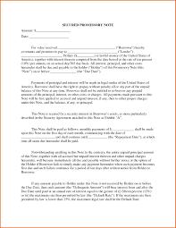 Demand Promissory Note Sample Template Demand Promissory Note Template 9