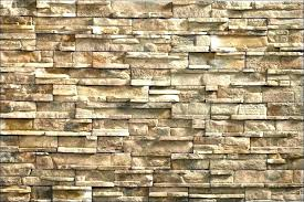 Faux Stone Panels Exterior Home Depot Rock Wall Fake This Fireplace Looks Full Size Of River