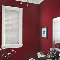 colors to paint bathroomRed Bathroom Ideas  Strikingly Rich Red Bathroom  Paint Color