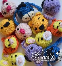Winnie The Pooh Crochet Pattern Amazing Design Inspiration