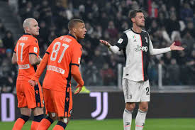 Juventus Roma Coppa Italia, Rugani chiede spazio: Sarri lo ...