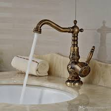 Brass Bathroom Faucet Online Cheap Wholesale And Retail Luxury Antique Brass Bathroom