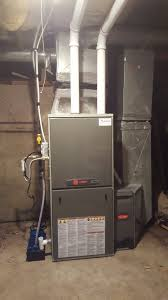 Trane Xr95 Pilot Light Furnace And Air Conditioning Repair In Greeley Co