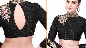 Full Length Blouse Designs Latest Full Length Sleeves Blouse Design Ideas Full Length Sleeves Blouses