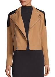 ralph lauren polo polo ralph lauren wool cashmere leather trim er jacket