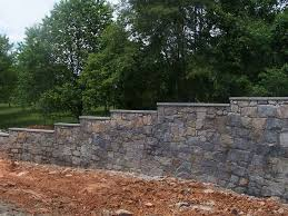 Small Picture Cinder Block Retaining Wall Ideas for Better Look