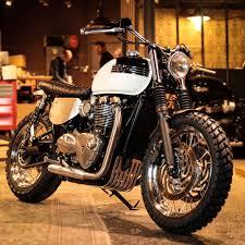 flat track steel handlebars for motorcycle