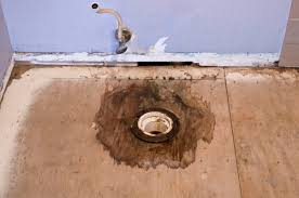 until now there has been no early warning or water damage prevention system for shower pan or toilet drain line leaks that result in water leaking around