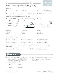 Mass Conversion Chart Inquisitive 4th Grade Math Conversion Chart Liquid