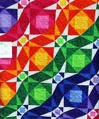 Best 25+ Bright quilts ideas on Pinterest | Colorful quilts, Baby ... & A rainbow storm at sea. I'd love any more info on this one Adamdwight.com