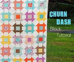 Churn Dash Block | Cluck Cluck Sew & Churn-Dash-Block-Tutorial-Cluck-Cluc[1] Adamdwight.com