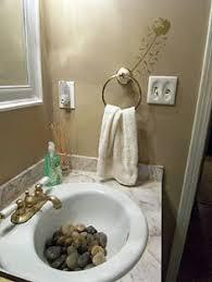 bathroom sink decor. I Saw This At The Sunova Centre U0026 Have To Do It For Our Bathroom! Bathroom Sink Decor
