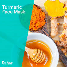 turmeric face mask dr axe