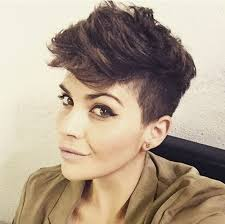 Short Spiky Pixie Haircut   Hair   Makeup   Pinterest   Edgy pixie further  also 100 Short Hairstyles for Women  Pixie  Bob  Undercut Hair moreover  in addition 30 Spiky Short Haircuts   Short Hairstyles 2016   2017   Most as well Different Short Spiky Haircuts for Stylish Ladies together with 20 Short Spiky Hairstyles For Women   Shorts  Short spiky also  besides 60 Hottest Celebrity Short Haircuts for 2017   Styles Weekly moreover Short Spiky Pixie Haircut for Older Women   Pixie Cuts   Pinterest additionally . on super short edgy spiky haircuts