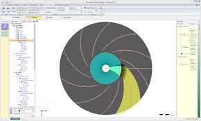 Radial Fan Blade Design Radial Fan Cfd Study