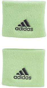 <b>Напульсники</b> Adidas <b>Tennis</b> Wristband <b>Small</b>, EA0397, зеленый ...