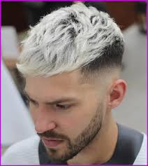 Coiffure Homme 2018 Meches Blondes 54583 Coiffure Homme M