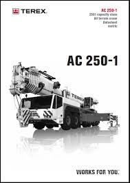 Demag 200 Ton Crane Load Chart Best Picture Of Chart