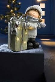 Weihnachtsdeko Led Figuren Winter Wonderland 3 X Pilze Von