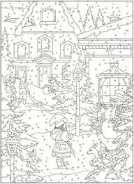 Small Picture free winter coloring page download from Alisa Burke alisa burke