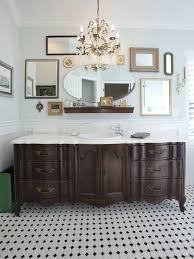 avanity provence bathroom vanity large old dresser turned into a vanity with a white bathroom design