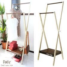 coat hanger rack clothes happy camper pertaining to elegant property racks decor hooks ikea