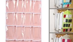 shelves closet hang kit maid rack shelving shelf organizer clothes double hanging basket adjule rod corner
