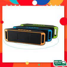 Loa mini,Loa Bluetooth S208, nghe nhạc cực hay, âm thanh sống động, loa di  động mang đi mọi lúc mọi nơi - Loa Bluetooth Nhãn hàng OEM