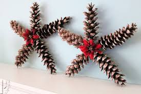 DIY Kissing Ball With Pine Cones  Crafts UnleashedChristmas Crafts Made With Pine Cones