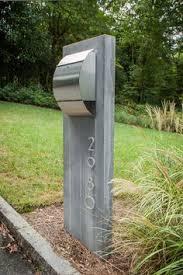 modern mailbox ideas. Image Result For Modern Mailbox Ideas S